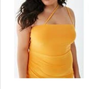 Plus Size Bodycon Cami Dress